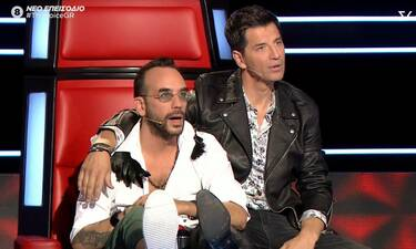 The Voice: Δεν πάει ο νους σας ποια πήγε στο talent show– Έμειναν άφωνοι οι coaches!