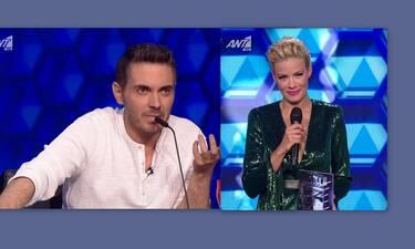 The Final Four: Χατζηγιάννης: «Νομίζεις ότι με το λεξικό την κέρδισα;» - Η αμηχανία της Μακρυπούλια