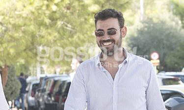 Ωραίος ο Πολυδερόπουλος αλλά έχετε δει τον αδελφό του, Παντελή; (photos)