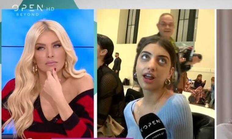 Ευτυχείτε: Ειρήνη Καζαριάν: Προβλέπει τη νικήτρια του GNTM! Ποια θεωρεί πως θα κερδίσει; (Video)