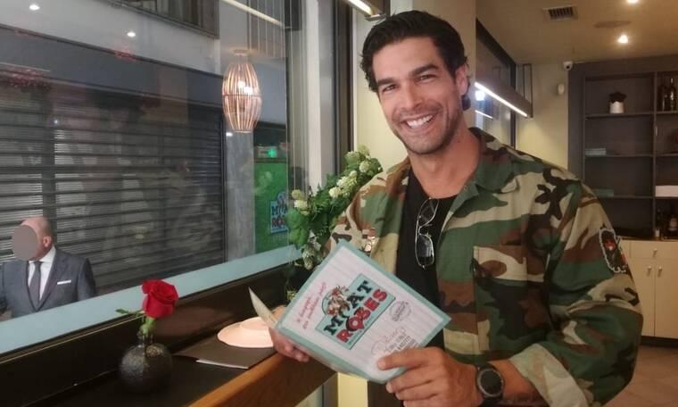 Νίκος Αναδιώτης στο gossip-tv: Η μετακόμιση στο Αίγιο, το σουβλατζίδικο και το casting στις Μέλισσες