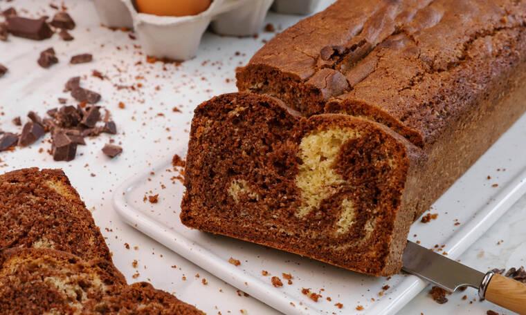 Κέικ βανίλια-σοκολάτα- Το πιο νόστιμο κέικ από τον Γιώργο Τσούλη