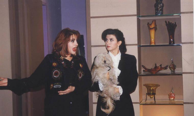 Η Άννα Κουρή αποκάλυψε πόσα χρήματα έπαιρνε η σκυλίτσα Τερέζ και πάθαμε πλάκα (photos-video)