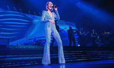 Ανησυχία για τη σκελετωμένη φιγούρα της Celine Dion! Τα πικρόχολα σχόλια και η απάντησή της (video)