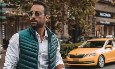 """Σάκης Τανιμανίδης: «Είχα ένα θετικό άγχος στην αρχή για να τα πάει καλά η Χριστίνα στο """"Voice""""»"""