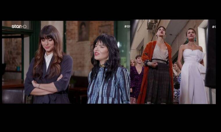 GNTM: Οι καυστικές ατάκες της Κάτιας για την Μαρία, άφησαν άφωνους τους κριτές (Video)