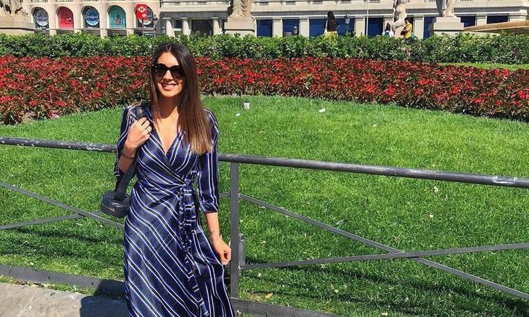 GNTM: Το πρώτο μήνυμα της Μαρίνας Γρηγορίου μετά την αποχώρησή της (Photos)
