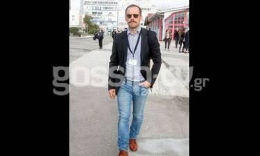 Γιώργος Πυρπασόπουλος: Κι όμως! Ο πρωταγωνιστής του «Λόγω τιμής» είναι ωραίος και με μουστάκι (Pics)