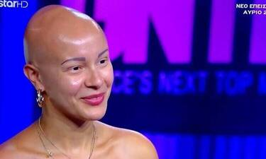 GNTM: Δεν θα πιστεύεις το νέο της βήμα! Η Λυδία Κατσανικάκη σε ρόλο-έκπληξη! (Photos)