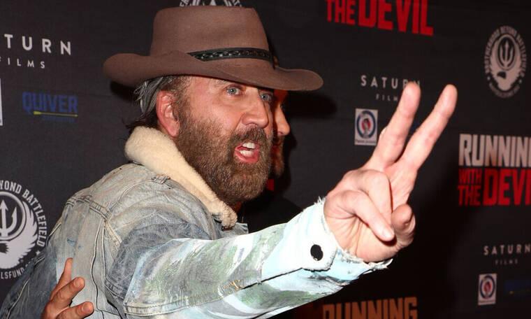 Το μεγάλο πρόβλημα του Nicolas Cage