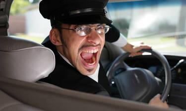 Οδηγείς και γελάς; Καλύτερα να το διαβάσεις