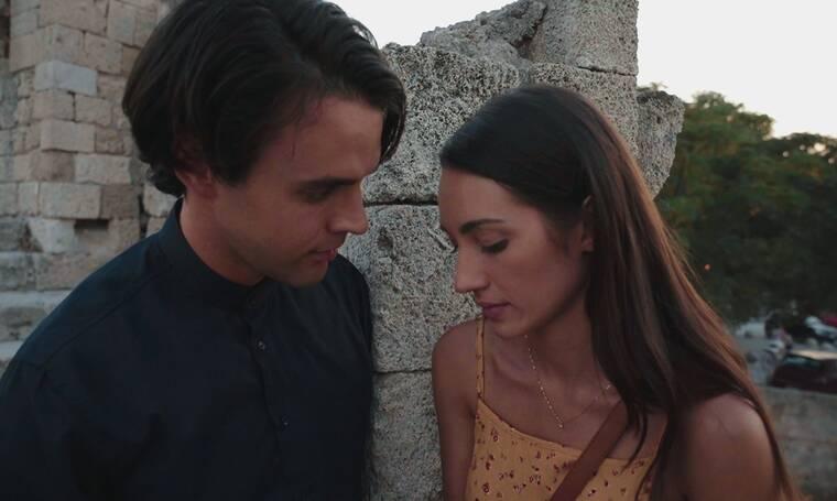 Αστέρια στην άμμο: Ο Λουκάς προσπαθεί να μάθει  πληροφορίες για τη σχέση  Μαριάννας και Αντώνη