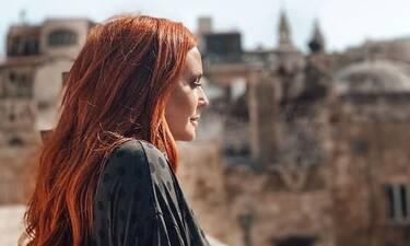 Χρηστίδου: Το ταξίδι της στο Ισραήλ και ο κίνδυνος που έζησε με τον γιο της–Σοκάρει η περιγραφή της