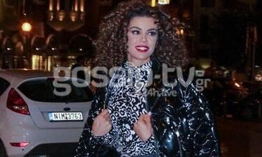 Παπαδοπούλου: Το outfit που δεν περιμέναμε! Τι φοράς βρε Ειρήνη; (Photos)