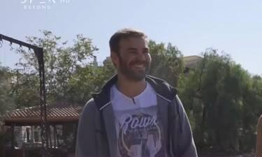 Γιώργος Σαμπάνης: Δεν πάει ο νους σας ποιο ήταν το όνειρό του! (Video)