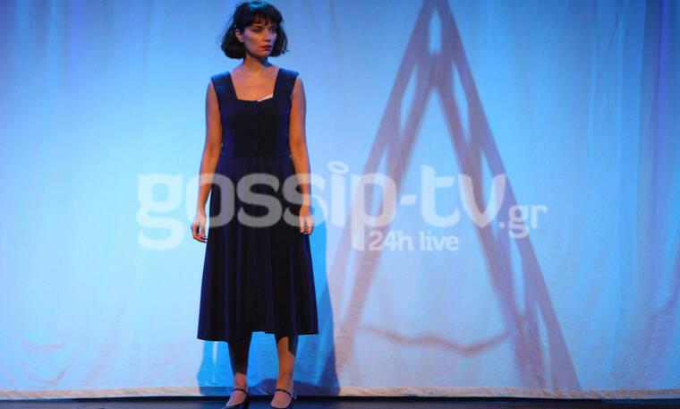 Η Κατερίνα Μισιχρόνη στο πιο sexy ενσταντανέ της στη σκηνή – Αντέχεις; (photos)