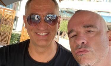 Η πολυτελής διαμονή του Eros Ramazzotti στη Λεμεσό! (photos)