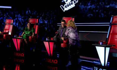 The Voice: Σκληρό deal on air για Ρουβά – Ζουγανέλη για τα «μάτια» μιας παίκτριας (Pics-Vid)