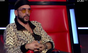 The Voice: Η πιο γρήγορη επιλογή στην ιστορία του μουσικού σόου! Τρελάθηκε ο Μουζουράκης (Video)