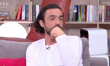 Δημήτρης Κουρούμπαλης: Πήγε καλεσμένος στο «Έλα χαμογέλα» και έγιναν απίστευτες αποκαλύψεις! (Video)