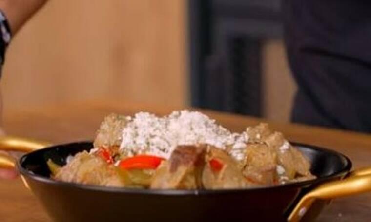 Χοιρινή τηγανιά - Ένας από τους πιο... «μερακλίδικους » μεζέδες