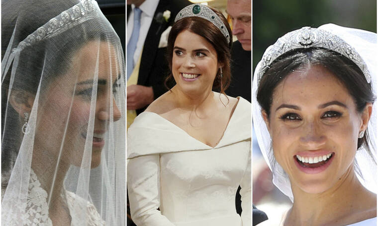 Ιδού ο λόγος που η πριγκίπισσα Βεατρίκη δεν έχει φορέσει ποτέ της τιάρα