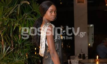 GNTM: Σουζάνα: Βραδινή έξοδος με τον σύντροφό της - Είναι παντού μαζί! (Photos)