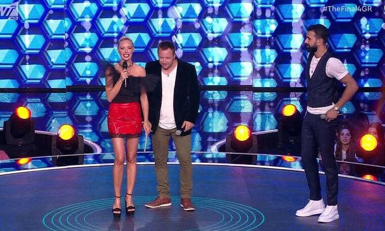 The Final Four: Από την εκπομπή της Αννίτας Πάνια στο ριάλιτι τραγουδιού του ANT1 (Video-Photos)