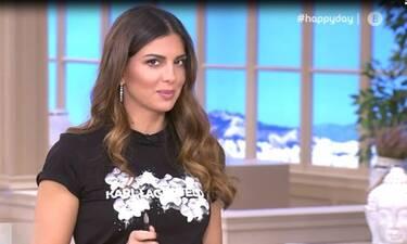 Σταματίνα Τσιμτσιλή: Αποκάλυψε τη σεξουαλική παρενόχληση γνωστής Ελληνίδας παρουσιάστριας