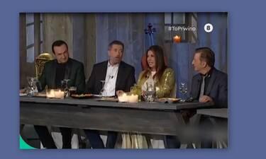 Άντζελα Δημητρίου: Πήγε πρώτη φορά στην εκπομπή του Παπαδόπουλου και πέταξε τα καρφιά της