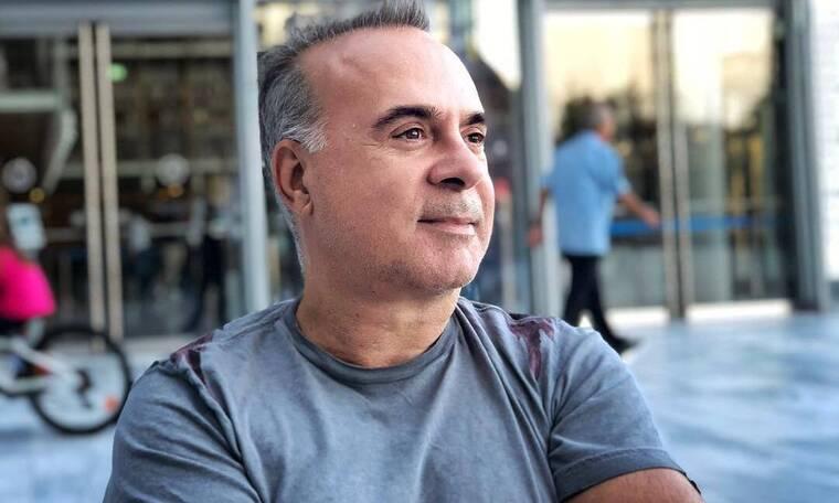 Φώτης Σεργουλόπουλος: «Δεν είναι εμμονή για μένα η τηλεόραση» (photos)