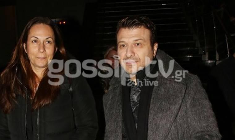 Γιάννης Πλούταρχος: Η πρόσφατη εμφάνιση με τη γυναίκα του θα σε εκπλήξει! (Photos)