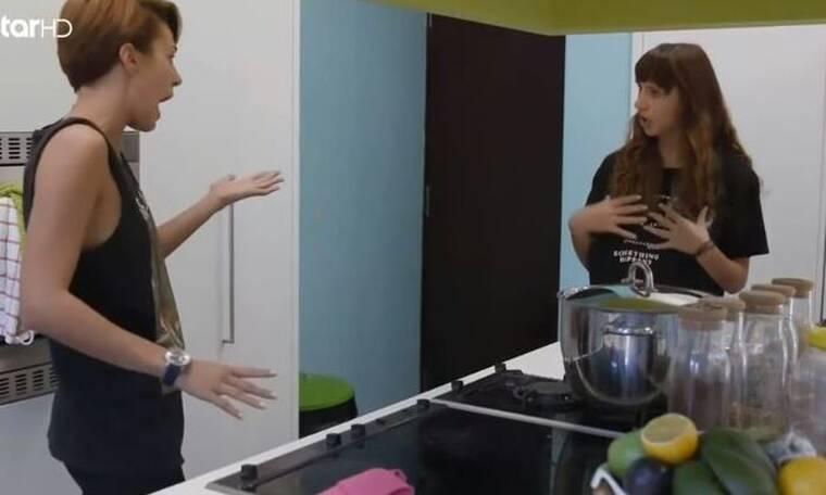 GNTM: Άγριος καβγάς μεταξύ Κάτιας και Μαρίας - Έγινε χαμός στο σπίτι! Τι συνέβη; (Photos-Video)