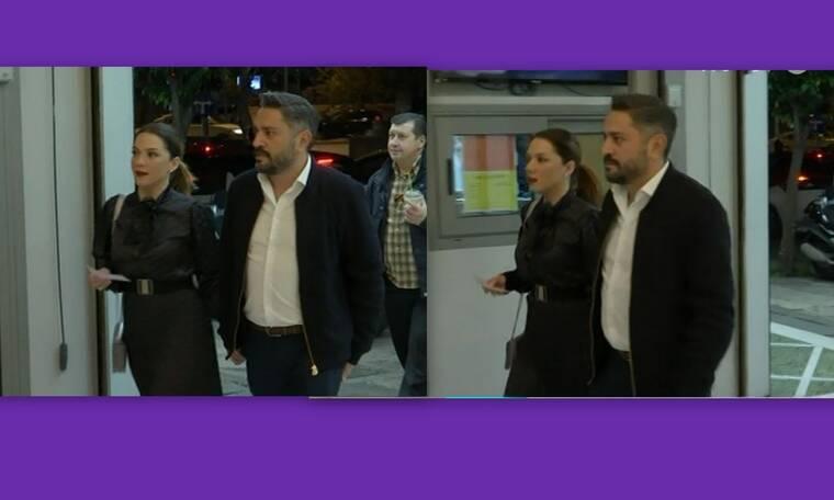 Λασκαράκη-Σουλτάτος: Χεράκι χεράκι σε βραδινή έξοδο- Η τρυφερή δήλωση για τον σύζυγό της!
