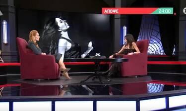 Άσπα Τσίνα: Συγκλονίζει η εξομολόγησή της για τη μάχη της με μία σπάνια μορφή καρκίνου