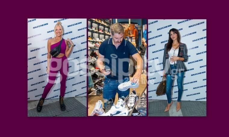 Παρέλαση επωνύμων στη Τσιμισκή για ένα ζευγάρι... παπούτσια! (Photos)