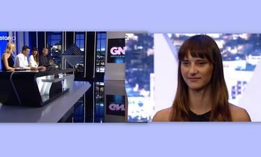 GNTM: Έξαλλοι οι κριτές με την Μαρία! Η επίπληξη και τα σχόλια! (Pics-Vid)