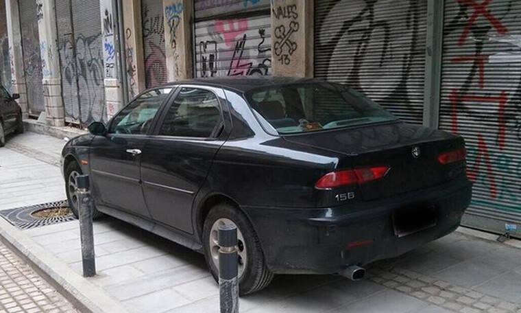 Ξέχασε πού πάρκαρε το αμάξι του – Δες πόσα χρόνια μετά το βρήκε