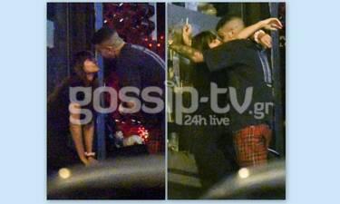 Παπαγεωργίου – Snik: Φιλιούνται… αγκαλιάζονται και δεν κρύβονται! Οι πρώτες φωτό είναι... «καυτές»