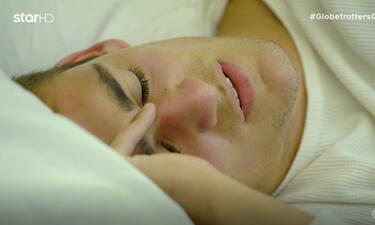 Σε κακή κατάσταση ο Μιχαήλ-Άγγελος! Η δύσκολη βραδιά, ο υψηλός πυρετός και οι ώρες αγωνίας (vid)