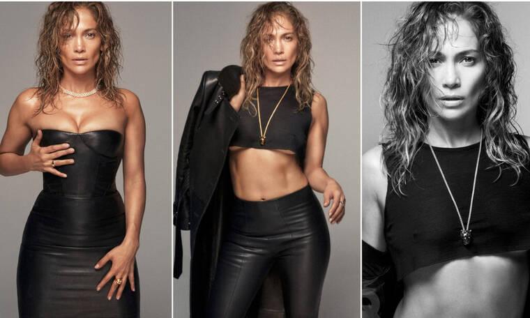 Η Jennifer Lopez φωτογραφίζεται για το περιοδικό GQ