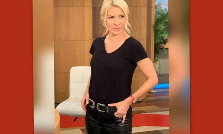Μενεγάκη: Της έπεφτε το παντελόνι της on air και δε φαντάζεστε τι αποκάλυψε για το βάρος της!