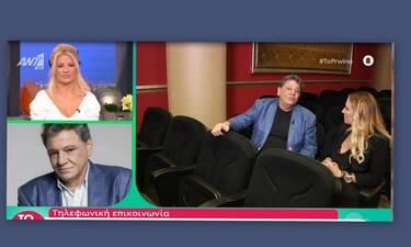 Γιώργος Παρτσαλάκης: Οι πρώτες του δηλώσεις μετά το ατύχημά του! (Video)