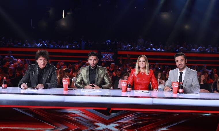 X-Factor: Το έκτο live έρχεται πιο συναρπαστικό από ποτέ!