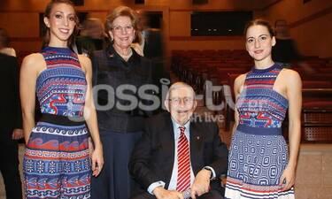 Κωνσταντίνος-Άννα Μαρία: Βραδινή έξοδος στη λαμπερή πρεμιέρα του «The Thread»! (photos)