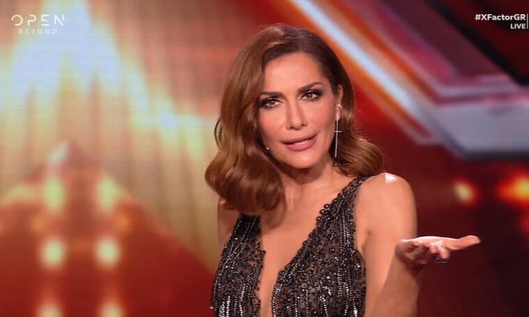 X Factor: Δέσποινα Βανδή σε Χρήστο Μάστορα: «Κάνε μας τη χάρη σε παρακαλώ» (video)