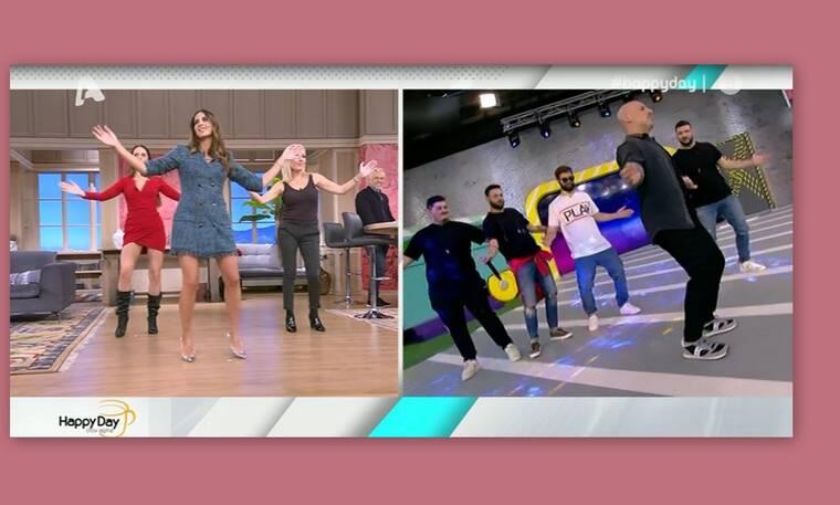 Tρέλανέ μας Σταματίνα! Χόρεψε το… Loquita και πάθαμε πλάκα! (Photos & Video)