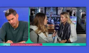 Σπυροπούλου: Μας ξάφνιασε με τις απαντήσεις της – Το τρολάρισμα του Ουγγαρέζου!