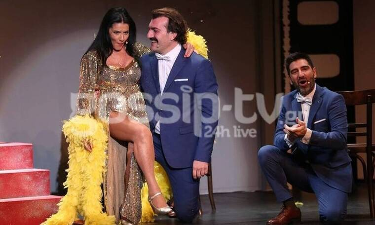 Θέατρο Αθηνά: Happy Birthday Ελλάς: Η Ζωζώ Σαπουντζάκη κι ο Γιάννης Ζουγανέλης σε προσκαλούν