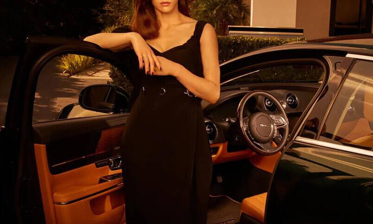 Ποια είναι η διάσημη celebrity που παρουσιάζει τη νέα Jaguar;